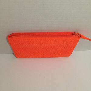 DKNY - 2 Orange Pouches